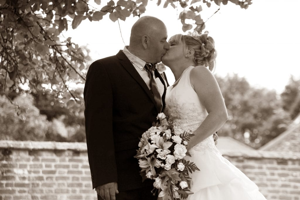 Wedding Kiss Wedding Photography, at Dereham Registry Office, Norfolk, England. Hannah Brodie Photography and Videography, Norwich, Norfolk, UK, Photographer and Videographer. Norfolk