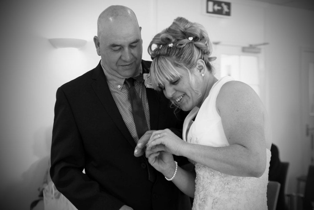 Wedding Ceremony Photography at Dereham Registry Office, Norfolk, England. Hannah Brodie Photography and Videography, Norwich, Norfolk, UK, Photographer and Videographer. Norfolk