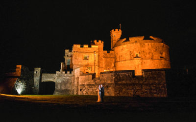 Norfolk Wedding Photographer | Penndennis Castle, Cornwall