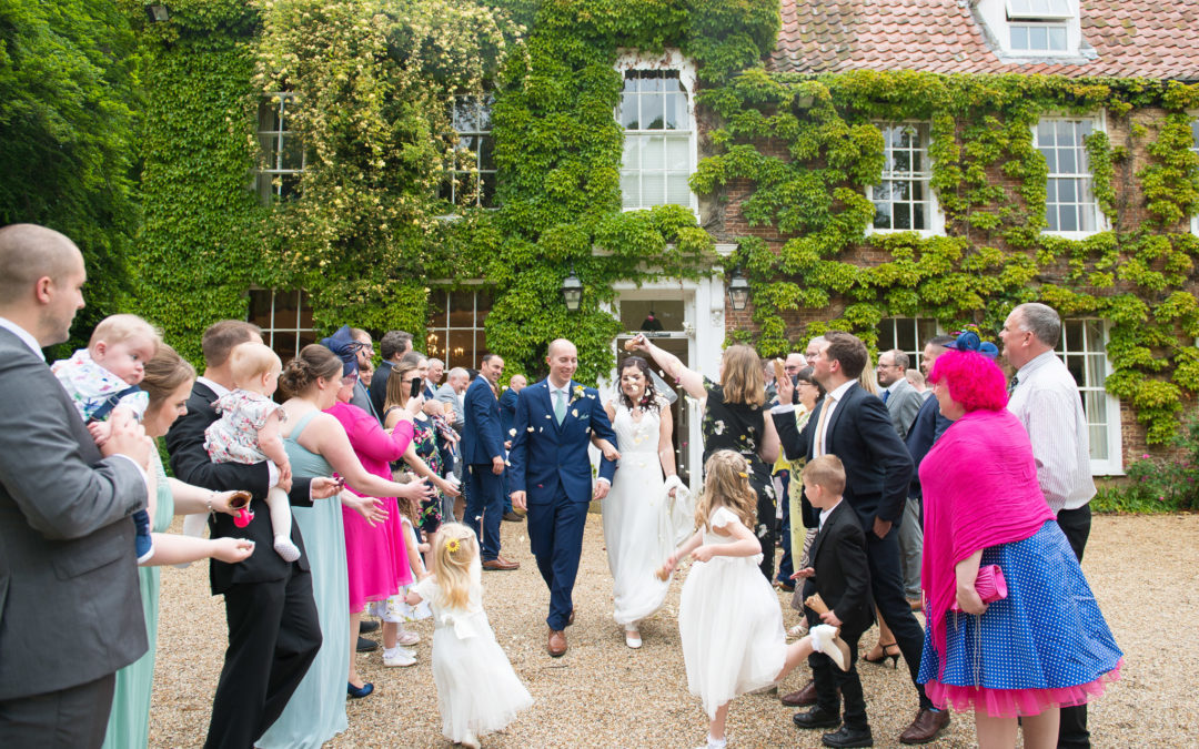 Norfolk Wedding Photographer | Stower Grange Wedding