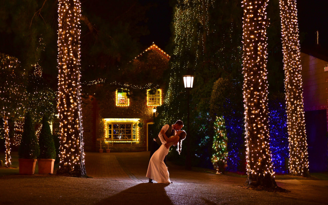Norfolk Wedding Photographer | Thursford Garden Pavilion