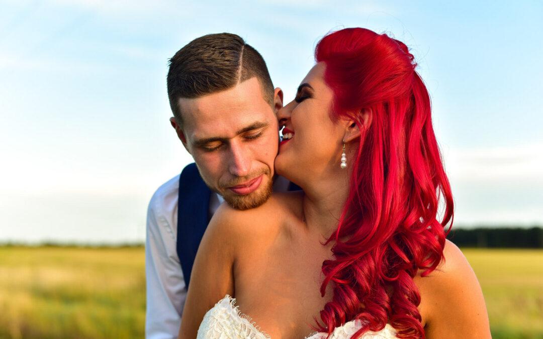 Norfolk Wedding Photographer | Hindringham Village Hall